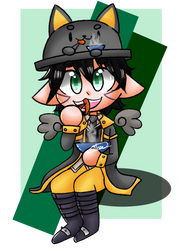 Dan the Man Mabinogi Commission by Shady-Dayz