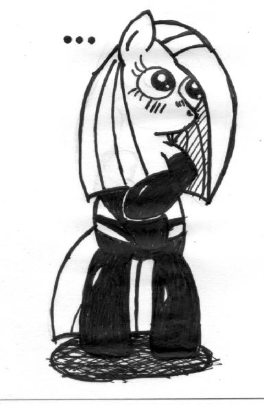 Shyness by Mane-Shaker
