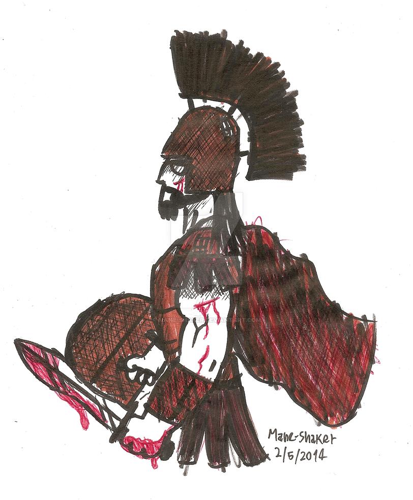 Spartan 2 by Mane-Shaker