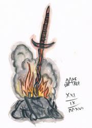 Bonfire by Mane-Shaker