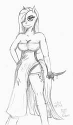 Miss Murder by Mane-Shaker