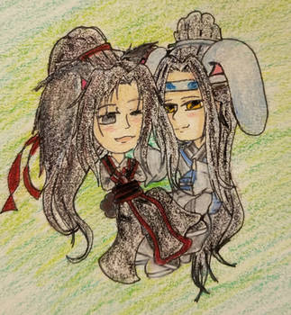 Bunny love by dark-magi976