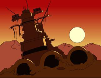 Space Battleship Yamato Remade by galloway6204