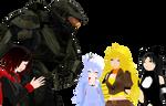RWBY x Halo: Meet the Master Chief (v2)