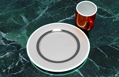 Dishware of the Future by EFBailey