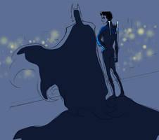 Gotham Night by Crystal-Abyss