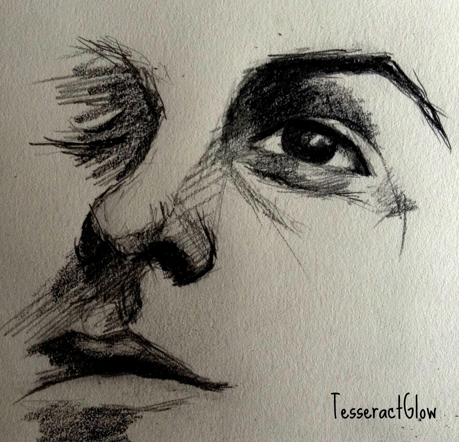 Kelly Moriarty Hair Andrew Scott Jim Moriarty Sketch By Tesseractglow Dcqm