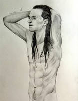 Loki by Lykusio