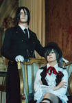 Black Butler by Lykusio