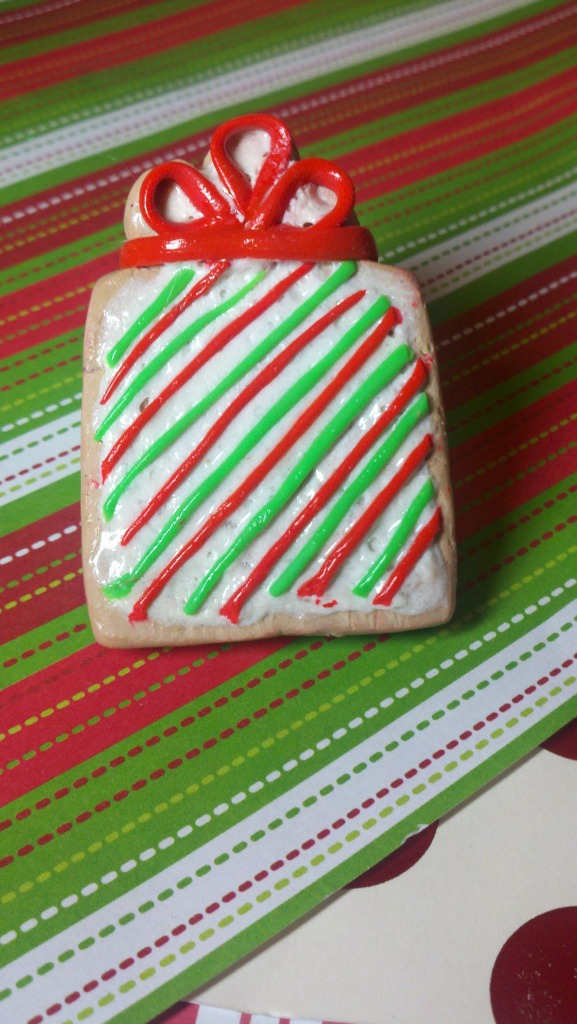 Xmas Cookie by kitty25kit