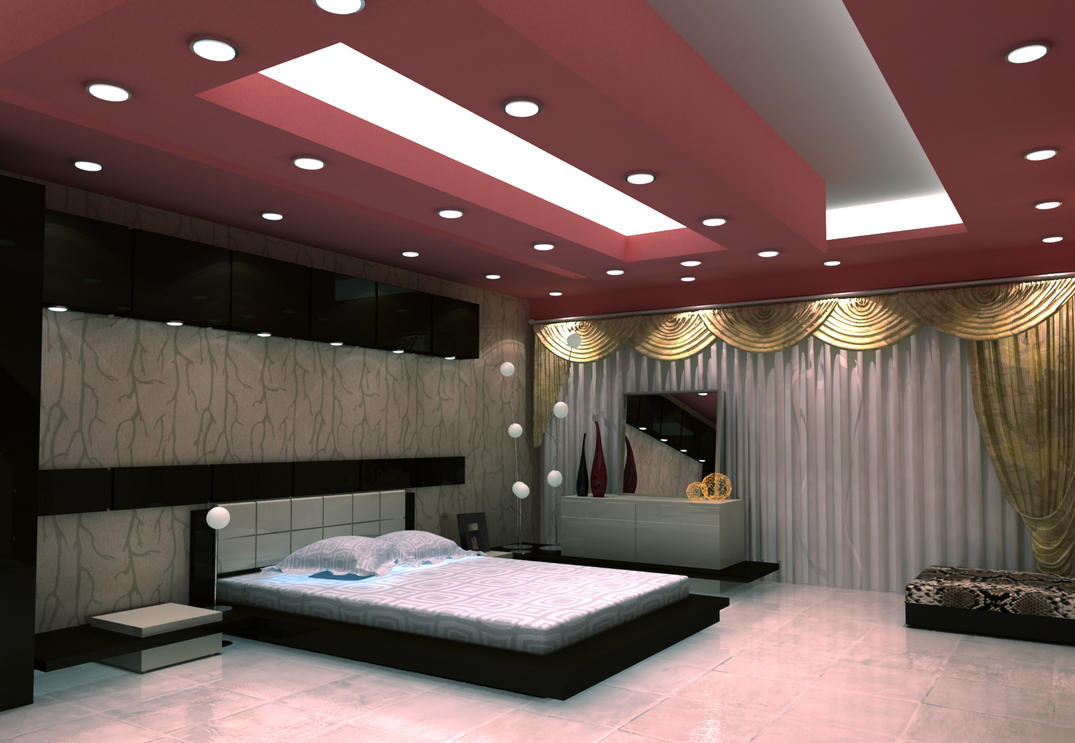 Interior flat design by geactormy on deviantart for Interior decoration images