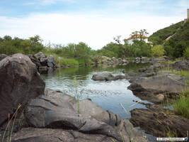 Rocky Pond by GaboXandre