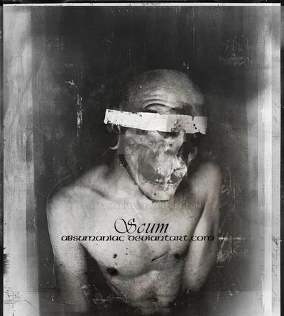 SCUM by absumaniac