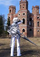 ClockSword for Aeon by Gladeshadow