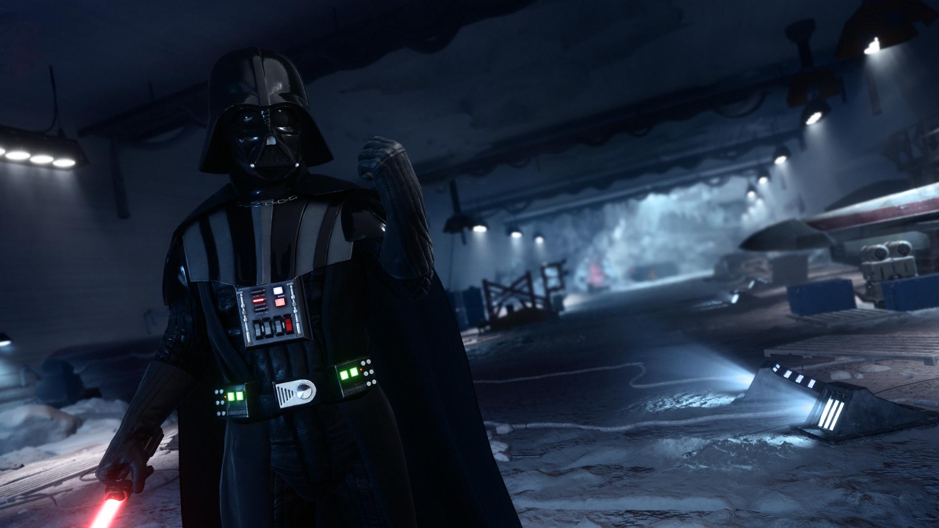 Star Wars Battlefront Darth Vader Wallpaper By Faithfullfaun1 On Deviantart