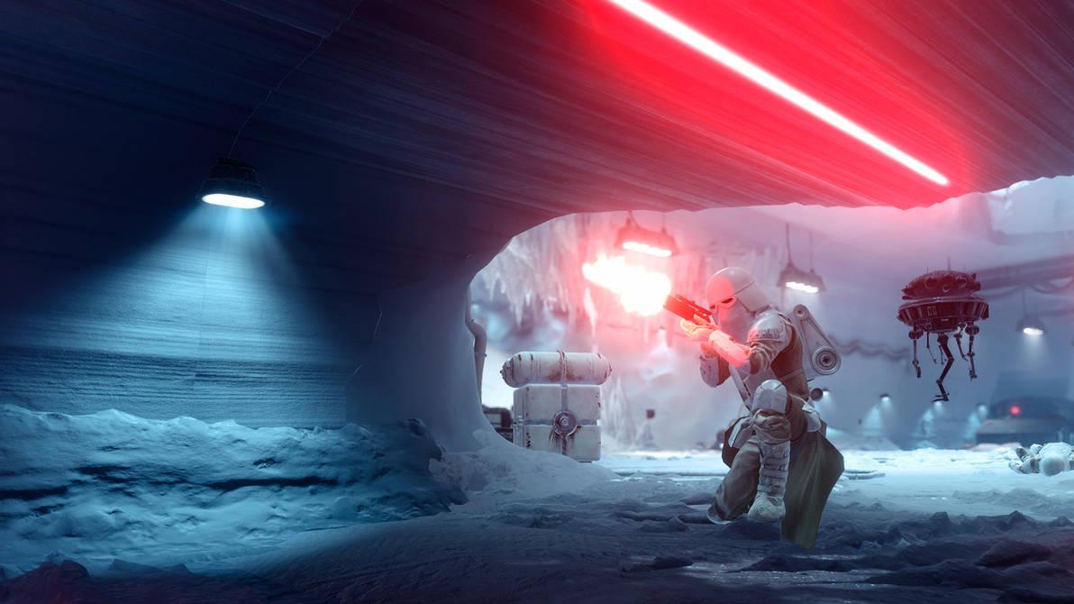Star Wars Battlefront Wallpaper By Faithfullfaun1 On Deviantart
