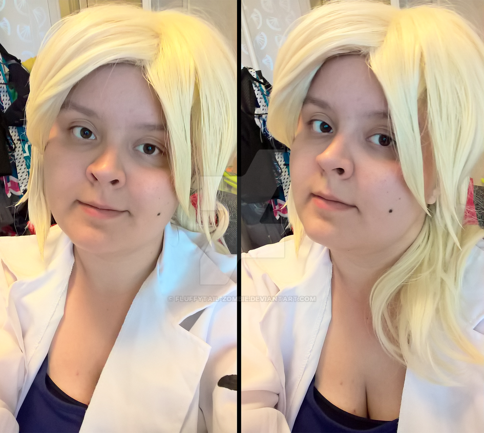 Mercy selfies by Fluffytail-Zombie