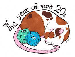 The year of nat 20s