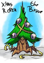 Xmas Roper by TheBrave