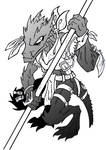 shaman kobold