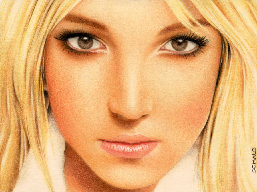 Britney by Somalo1
