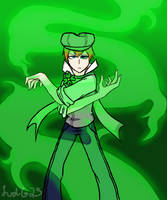 Jacksepticeye-flames by Calibriatheskeleton