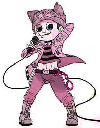 Ryoma Hoshi - SHSL Idol (colored)