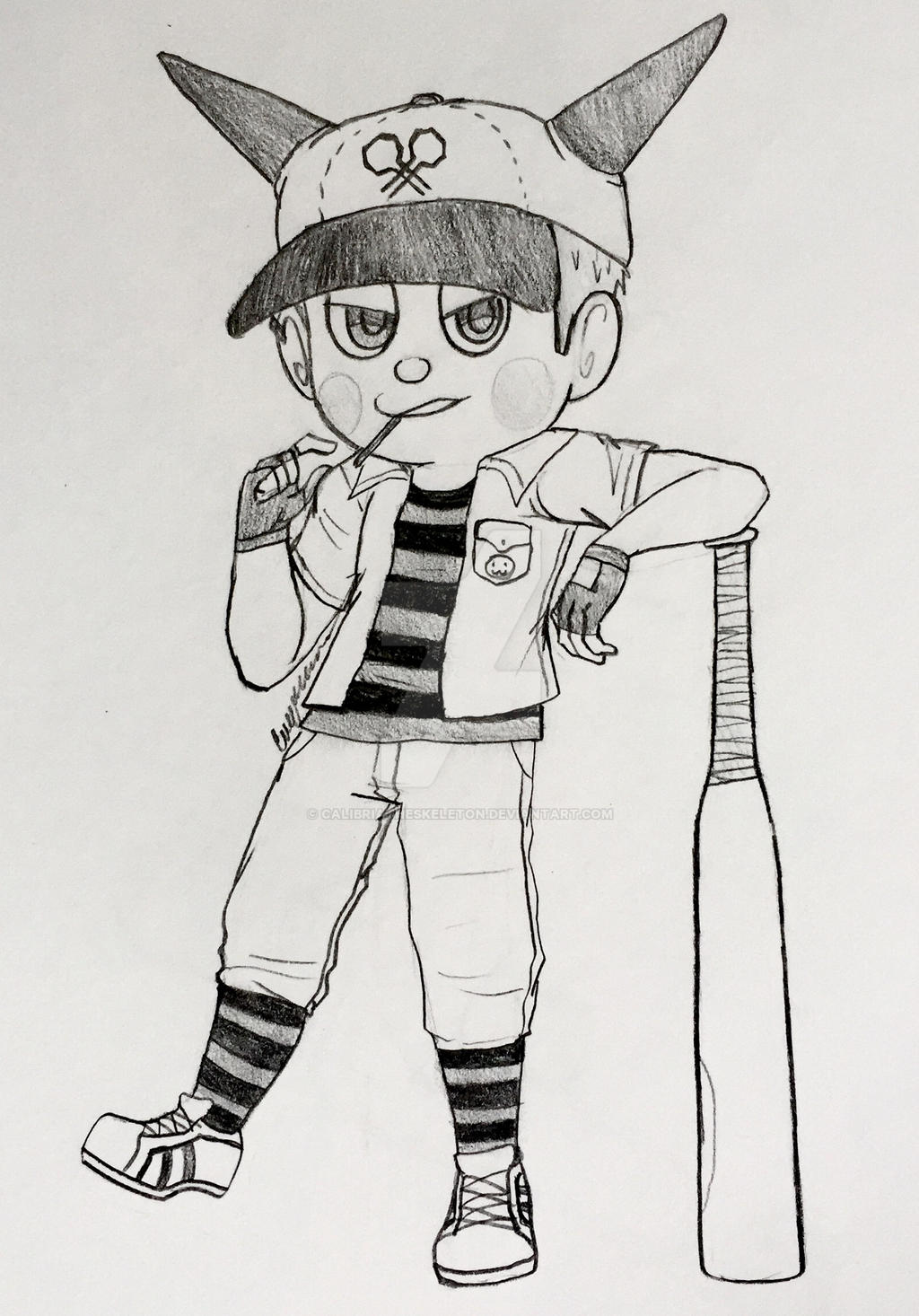 Ryoma Hoshi Shsl Baseball Star By Calibriatheskeleton On Deviantart 57,425 likes · 2,757 talking about this. ryoma hoshi shsl baseball star by