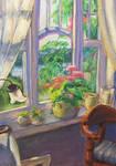 Pastel Window