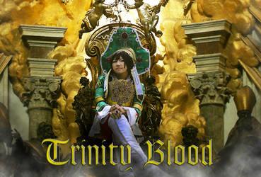 Seth Nightroad - Trinity Blood by kagekijisaku