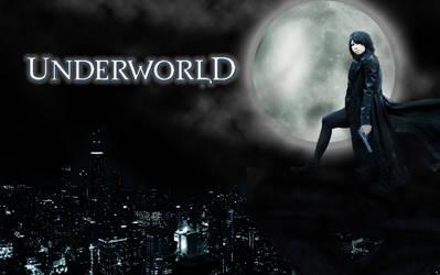 Selene - Underworld cosplay by kagekijisaku