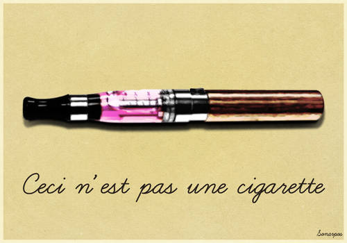 Ceci N'est Pas Une Cigarette by sonarpos