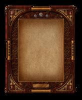 Steampunk frame by sonarpos