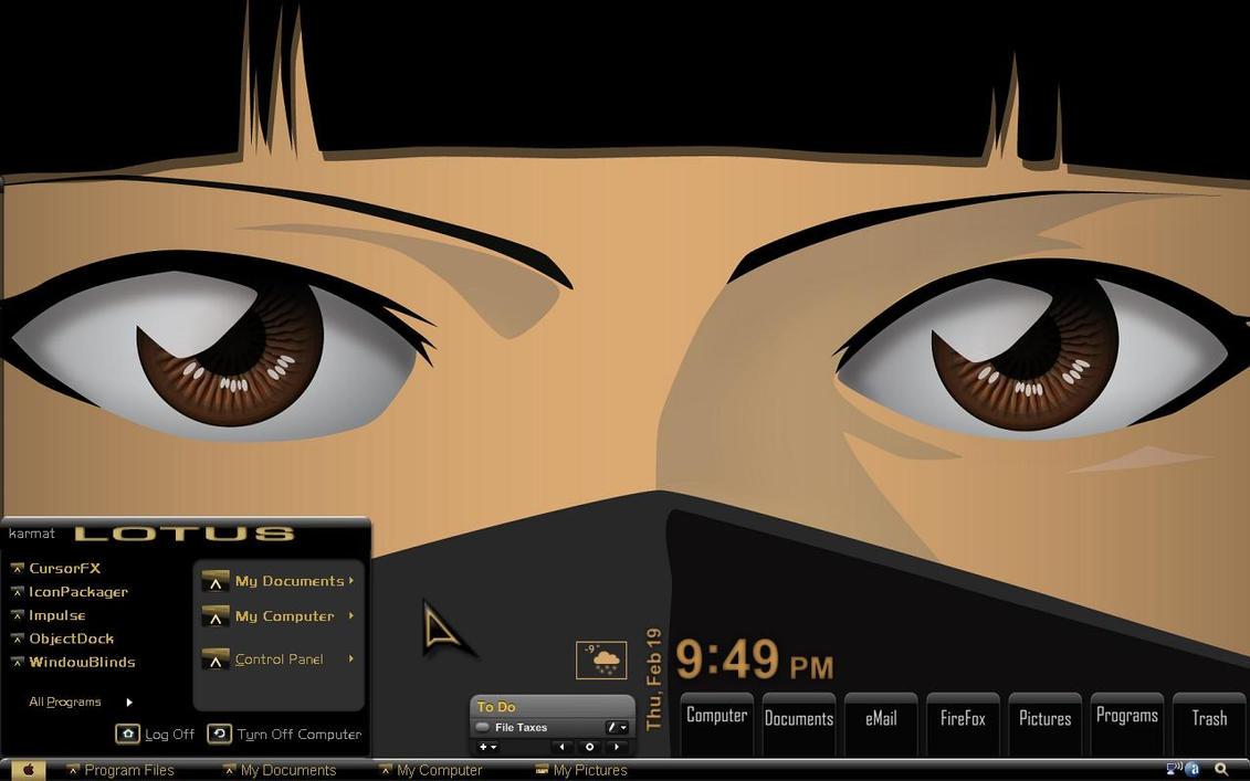 Watching You... by karmat111