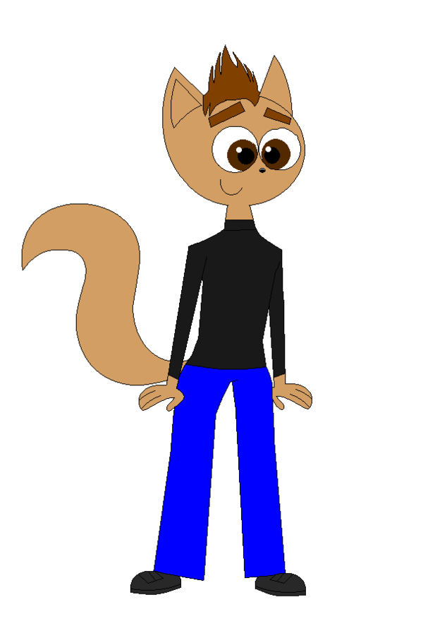 Here's Me In My Normal T.U.F.F. Outfit! by Callewis2