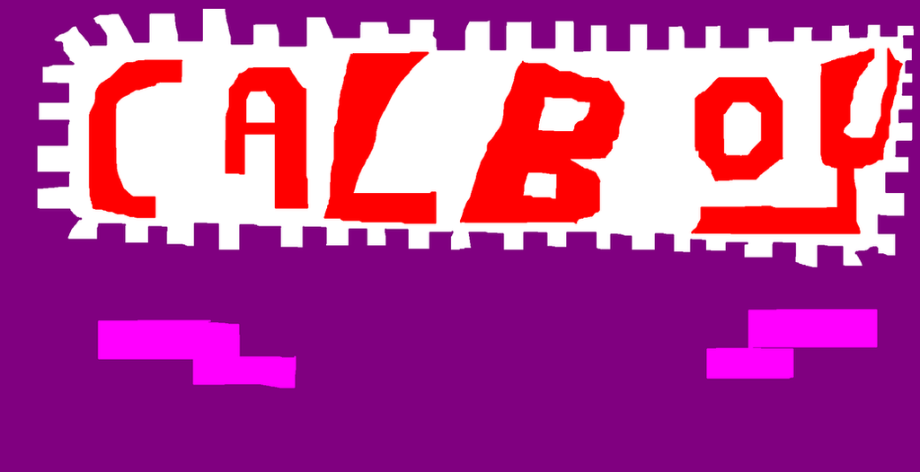 Calboy logo by Callewis2