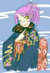 kimono vinca junk