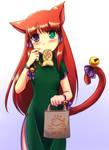 Sofie - bad kitty