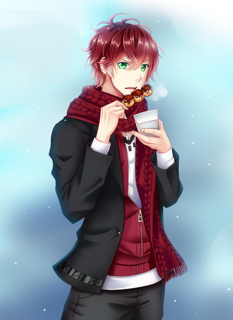 Commission - Sakamaki Ayato by DejiNyucu