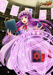 Danmaku!! - Patchouli Knowledge
