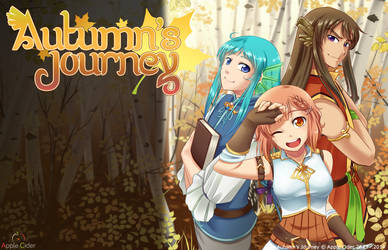 Autumn's Journey by DejiNyucu