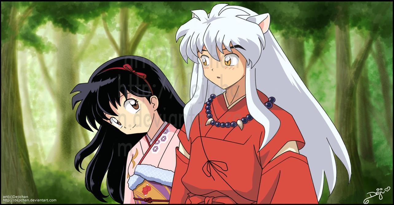 Image Gallery Cute Inuyasha Kagome