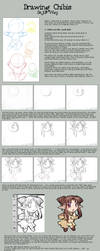 Drawing Chibis - Deji's way by DejiNyucu