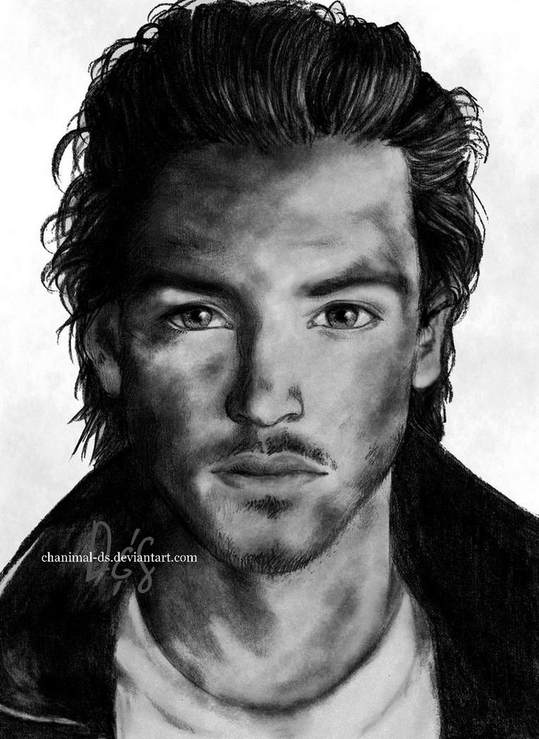 Gaspard Ulliel by Chanimal-DS