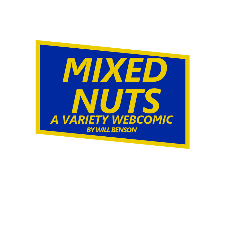 Mixed Nuts logo ver. 02 by justcallmesly