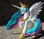 MLP FIM custom: Show accurate Princess Celestia