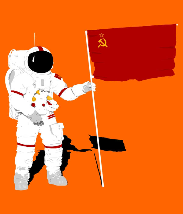 Space Comrade by OvejaNegra77
