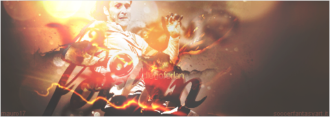 Diego Forlan by maurodesign17