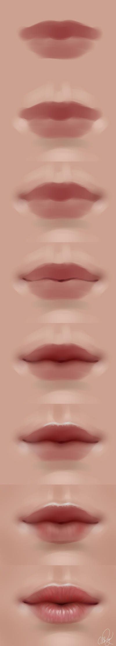 lips walkthrough by Selenada