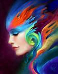 Color Splash by Selenada